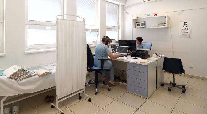 Ambulancia všeobecného lekára